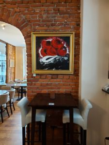 Bollenhut Gemälde